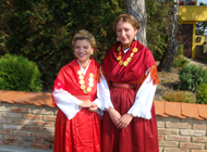 National costumes of our area